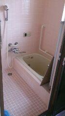 神戸市西区M様邸浴室改修工事
