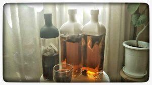 takagiの浄水器で楽する水出し麦茶